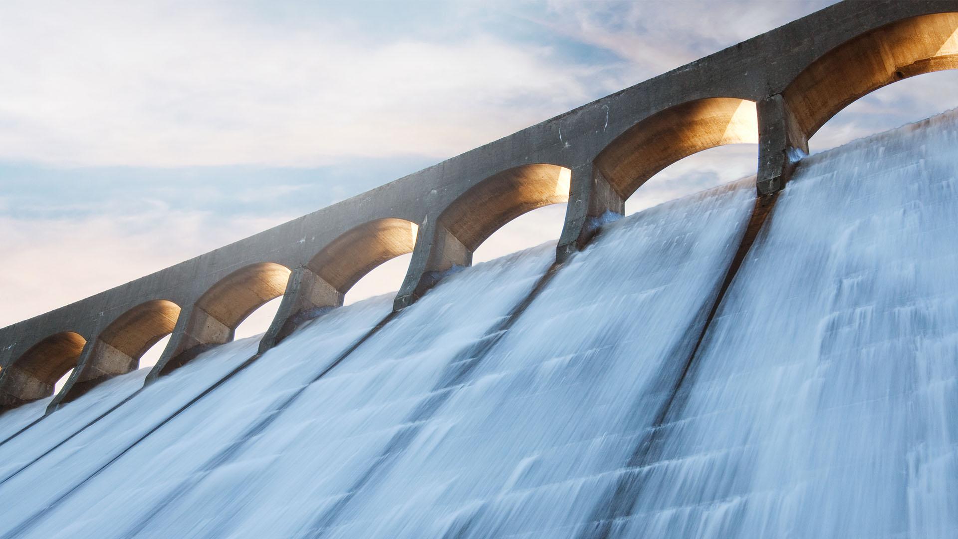 Echter Ökostrom aus Wasserkraft
